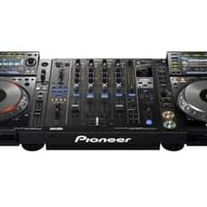 Verhuur DJ Equipment