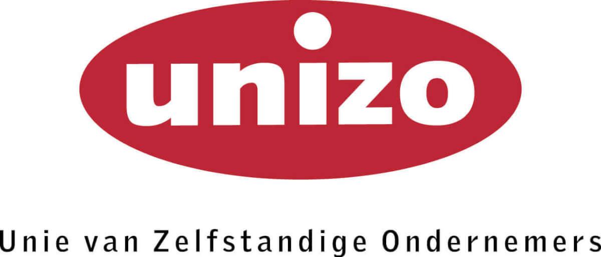 Logo UNIZO_logo_Pantone187