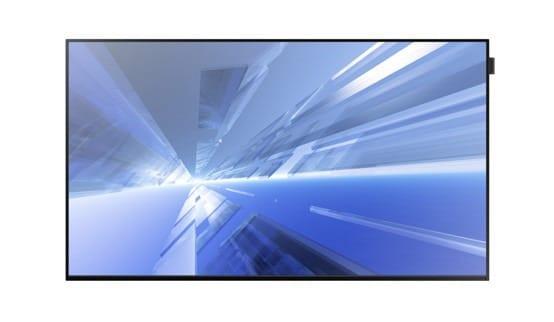 TV scherm huren, led scherm huren, led Tv, Samsung DB48E